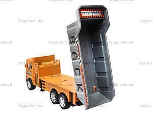 Инерционный грузовик с откидным кузовом, 6609, цена
