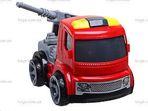 Инерционный грузовик «Водомёт», 933-05, фото