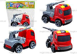 Инерционный грузовик «Водомёт», 933-05