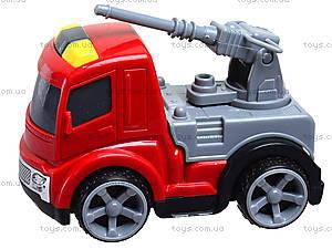 Инерционный грузовик «Водомёт», 933-05, отзывы
