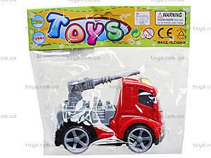 Инерционный грузовик «Водомёт», 933-05, игрушки