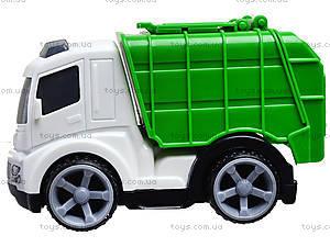 Игрушечный грузовик «Мусоровоз», 933-10, купить