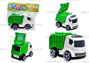 Игрушечный грузовик «Мусоровоз», 933-10