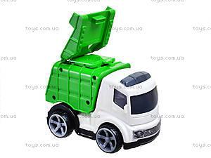 Игрушечный грузовик «Мусоровоз», 933-10, отзывы
