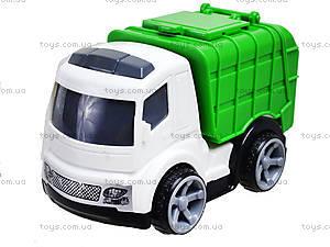 Игрушечный грузовик «Мусоровоз», 933-10, цена