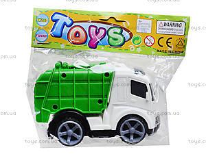Игрушечный грузовик «Мусоровоз», 933-10, детские игрушки