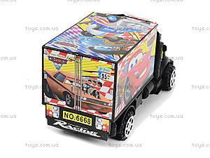 Машинка детская «Грузовик из м/ф Тачки», 6668, купить