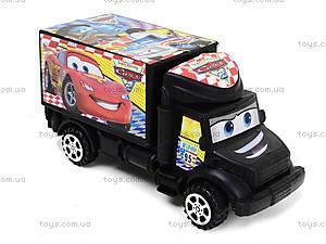 Машинка детская «Грузовик из м/ф Тачки», 6668, фото