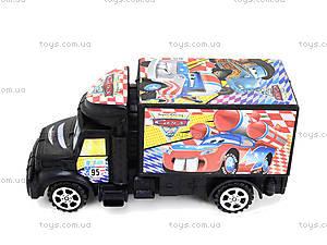 Машинка детская «Грузовик из м/ф Тачки», 6668, отзывы