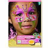 Грим для лица «Бабочка», DJ09206, магазин игрушек