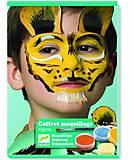 Грим для лица «Тигр», DJ09203, отзывы