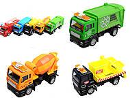 Маленький грузовик, 6 видов, XY127