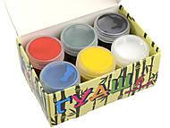 Гуашь для рисования, 6 цветов, ТЕ294, отзывы