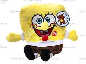 Детская музыкальная игрушка «Губка Боб», M-XY4622-C, купить