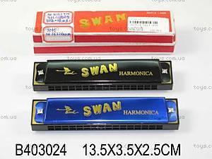 Губная гармошка Swan, NH13-409A (40