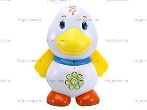 Интерактивная игрушка «Гусёнок», 1372R, цена