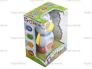 Интерактивная игрушка «Гусёнок», 1372R, игрушки