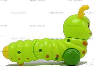 Заводная игрушка «Гусеница» для ребенка, 699, фото