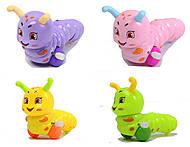 Заводная игрушка «Гусеница» для ребенка, 699, отзывы
