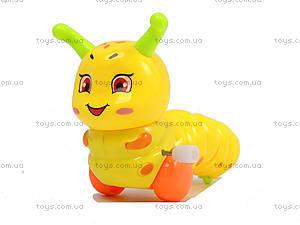 Заводная игрушка «Гусеница» для ребенка, 699, игрушки