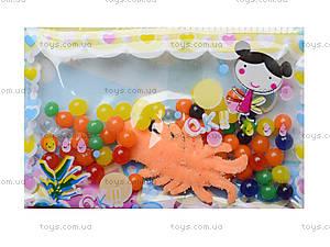 Гидрогель с морской растушкой на планшете, PR683, фото
