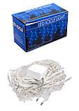 Гирлянда-штора цветная, 200 лампочек, С22403, интернет магазин22 игрушки Украина