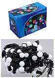 Гирлянда-штора светодиодная 60 лампочек, C31313, toys