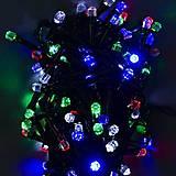 Гирлянда светодиодная 100 ламп, мультиколор , C31315, игрушки