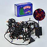 Гирлянда светодиодная, 100 лампочек, 4,5 м, С31322, магазин игрушек