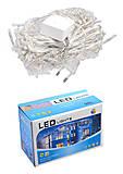 Гирлянда светодиодная «Штора», 96 лампочек, 01225, фото