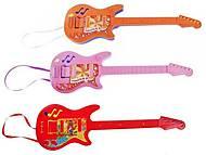 Гитара большая игрушечная, 5095, фото