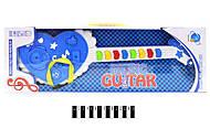 Музыкальная гитара «Сердце», 664M, toys