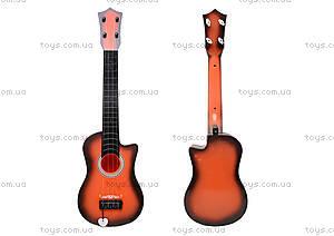 Струнная гитара в чехле для будущих музыкантов, 8022A