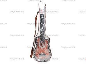 Струнная гитара в чехле для будущих музыкантов, 8022A, отзывы