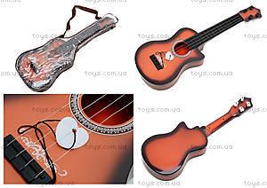 Детская игрушка «Гитара струнная», 8023A