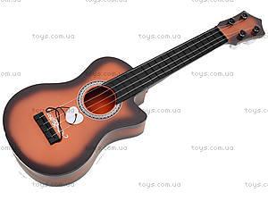 Детская игрушка «Гитара струнная», 8023A, отзывы