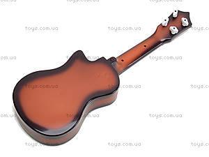 Детская игрушка «Гитара струнная», 8023A, цена
