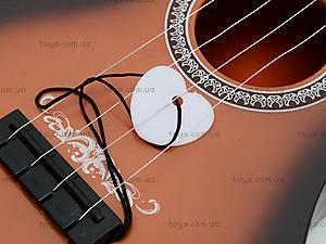 Детская игрушка «Гитара струнная», 8023A, игрушки