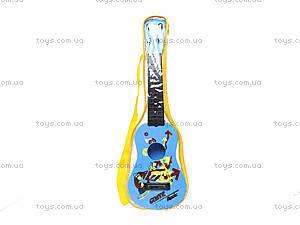 Детская гитара струнная, B-68D, фото
