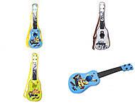 Детская гитара струнная, B-68D, отзывы