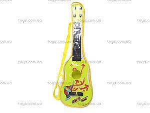 Детская гитара струнная, B-68D, цена