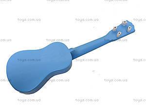 Детская гитара струнная, B-68D, магазин игрушек