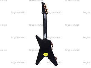 Гитара струнная в сумке, Q640-6A, игрушки
