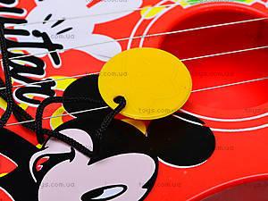 Гитара струнная Mickey Mouse, Q649, фото