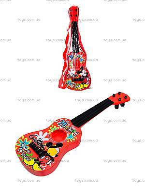 Гитара струнная Mickey Mouse, Q649