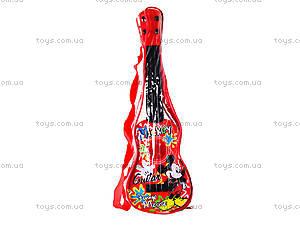 Гитара струнная Mickey Mouse, Q649, отзывы