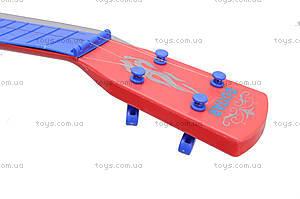 Струнная гитара «Винни Пух», «Тачки», Q650-2A3A, купить
