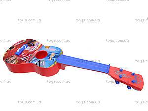 Струнная гитара «Винни Пух», «Тачки», Q650-2A3A, фото