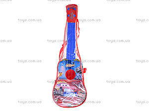 Струнная гитара «Винни Пух», «Тачки», Q650-2A3A, цена