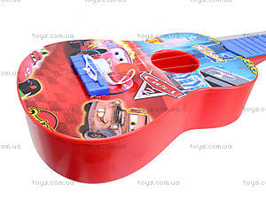 Струнная гитара «Винни Пух», «Тачки», Q650-2A3A, игрушки